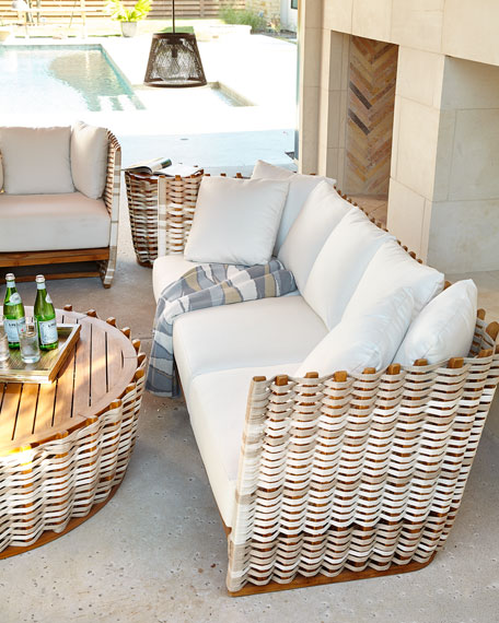 San Martin Outdoor Sofa