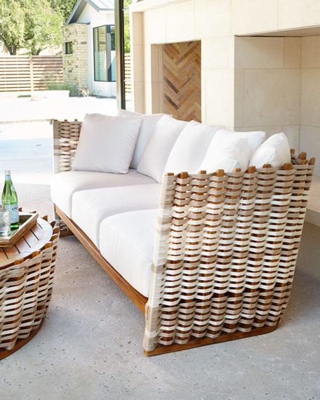san martin outdoor sofa