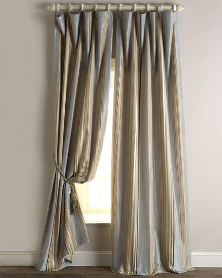 """Each 108""""L Sienna Curtain"""