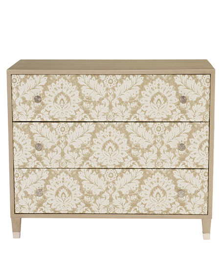 Ophelia Upholstered Nightstand