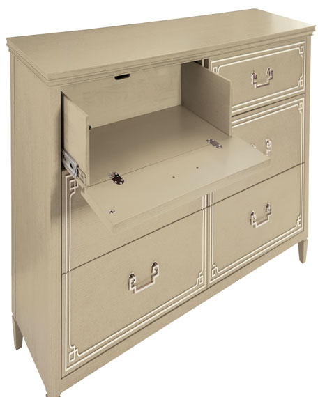 Ophelia Entertainment Dresser