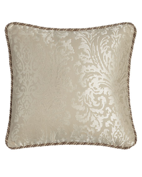 "Ranier Pillow, 20""Sq."