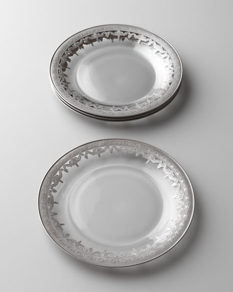 Vetro Salad Plates, Set of 4
