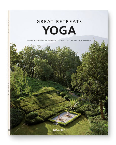 Great Retreats Yoga Hardcover Book