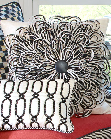 On the Avenue Pillow