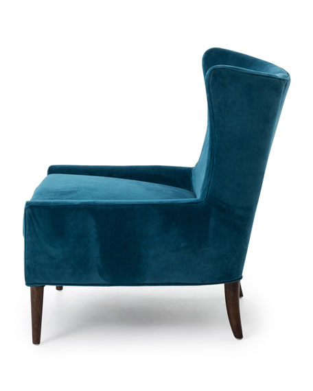 Amos Wingback Chair
