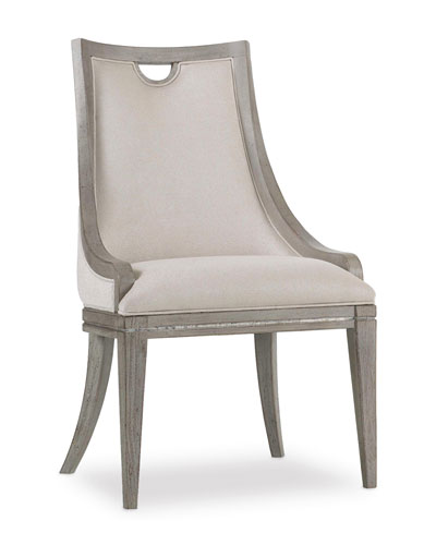 Juliet Upholstered Side Chairs  Set of 2