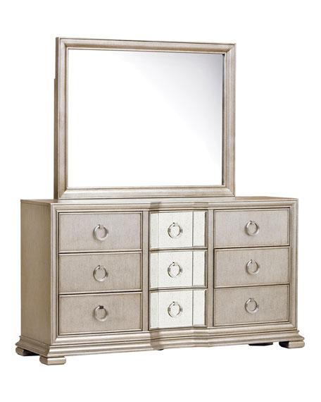 Vivian Dresser Mirror