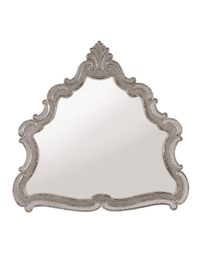 Juliet Shaped Mirror
