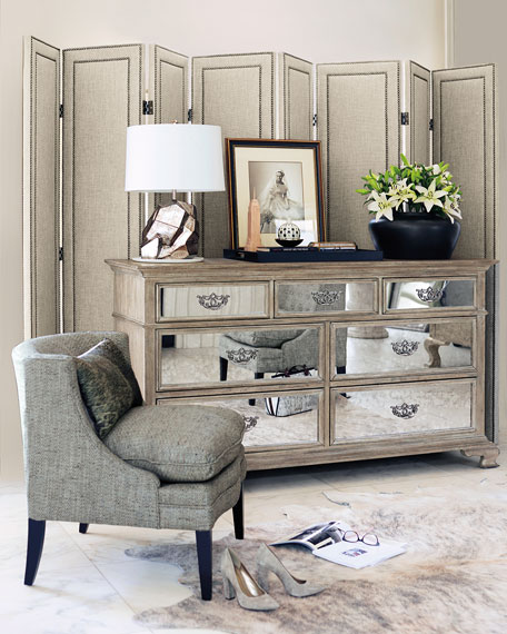 Bedroom Chests : Dresser & Tall Chests at Neiman Marcus Horchow