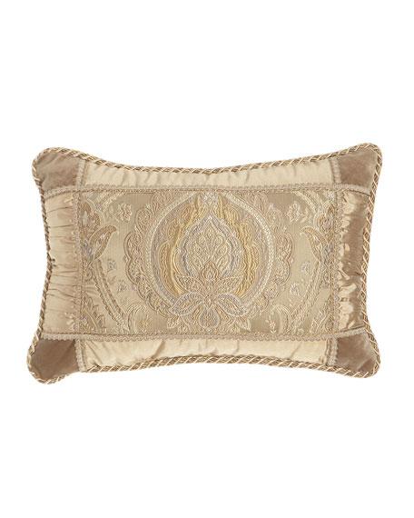 "Renaissance Boudoir Pillow, 14"" x 20"""