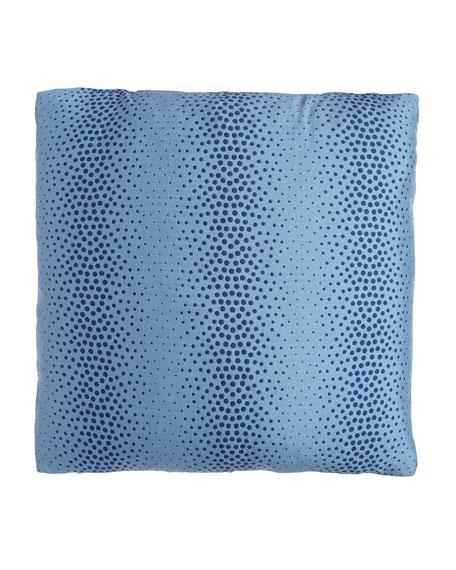 Pearl Azure Pillow