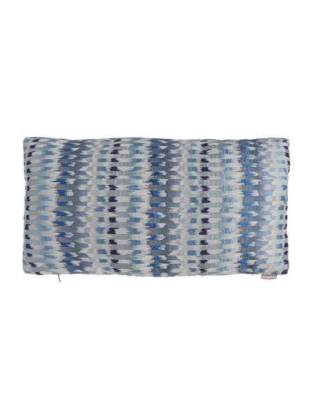 Shaman Blue Pillow