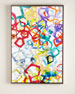 """Entangled in Gold"" Giclee on Canvas Wall Art"