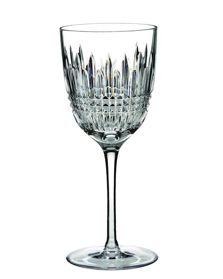 Waterford Crystal Lismore Diamond White Wine Glass