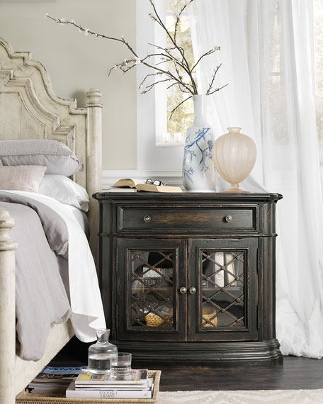 Annibelle 2-Door Nightstand