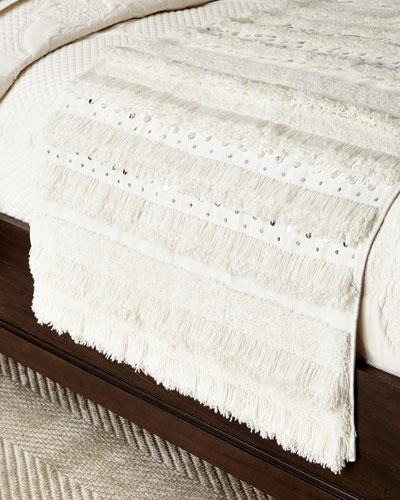 King Rani Throw & Matching Pillow