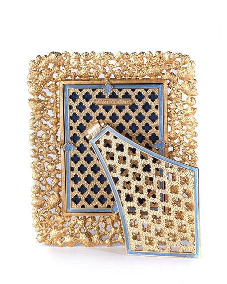 """Javier Bejeweled Frame, 5"""" x 7"""""""