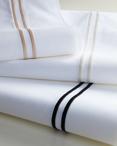 Resort Twin 200 Thread-Count Flat Sheet