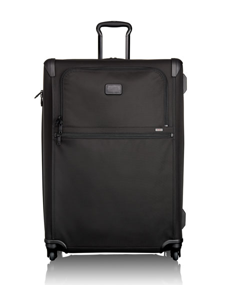 Alpha 2 Black Expandable Four-Wheeled Extended-Trip Packing Case