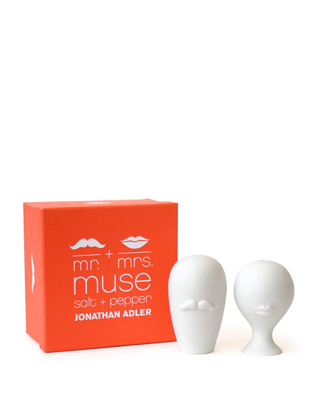 Jonathan Adler Mr. & Mrs. Muse Salt &