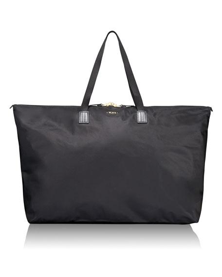 Black Voyageur Just In Case Travel Duffel Luggage