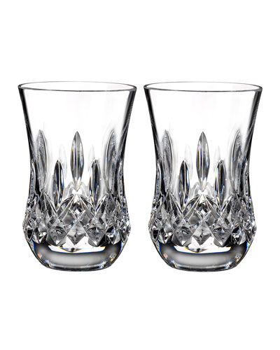 Lismore Flared Tumblers  Set of 2