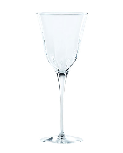 Optical Clear Wine Glass
