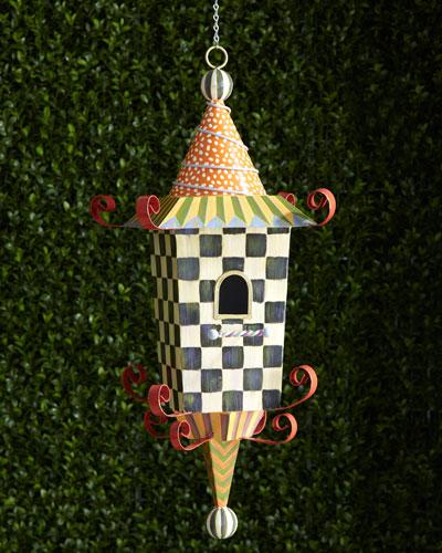 Pagoda Birdhouse