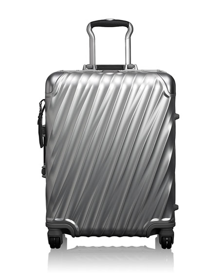 Tumi 19 Degree Aluminum Continental Carry-On Luggage