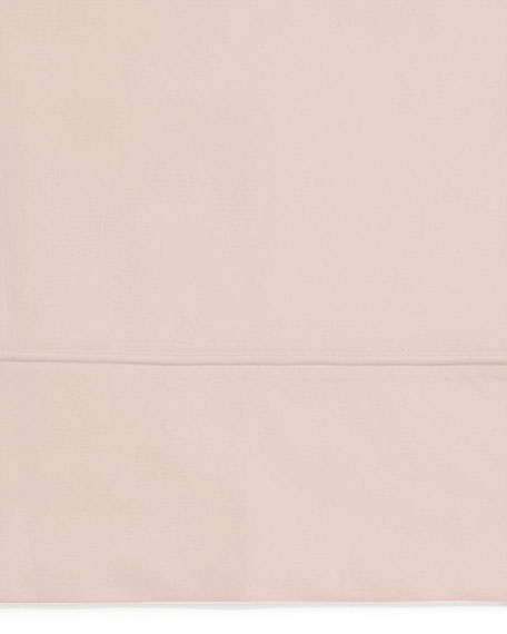 Full/Queen Italian 500 Thread Count Percale Flat Sheet