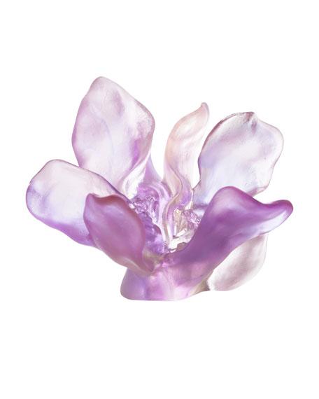 Jardin Imaginaire Violet/Pink Flower Sculpture