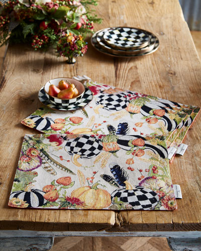 Harvest Placemats, Set of 4