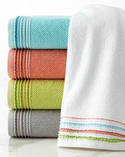 Modern Solid Bath Towel