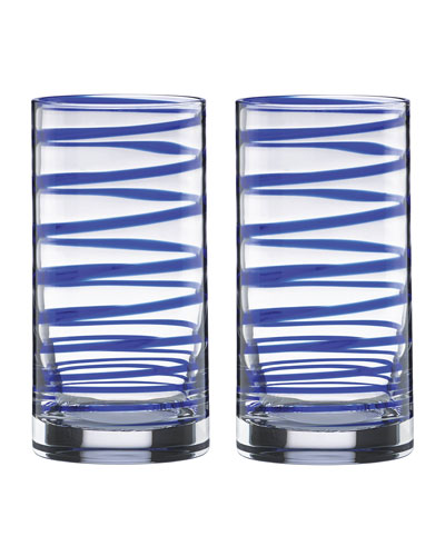 Charlotte Street Double Old-Fashioneds  Set of 2