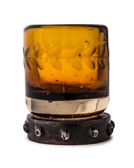 Zachshot Saffron Glass