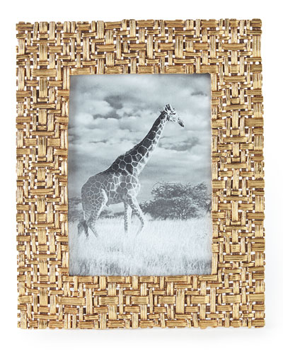 Palm 5 x 7 Picture Frame