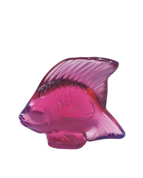 Fuchsia Fish