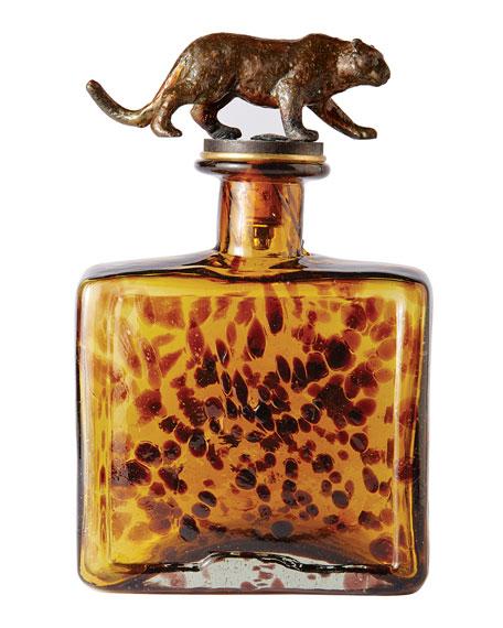 El Jefe Jaguar Decanter