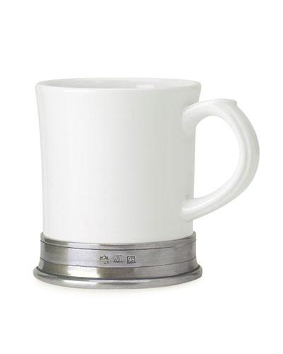 Convivio White Mug