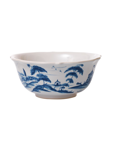 Country Estate Delft Blue Cereal Bowl