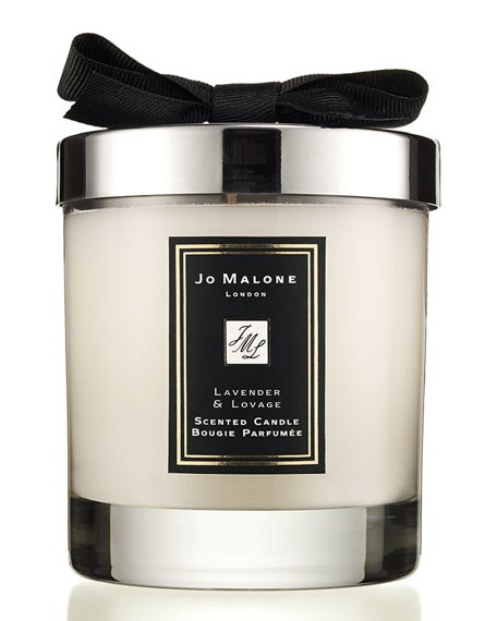 Lavender & Lovage Scented Candle