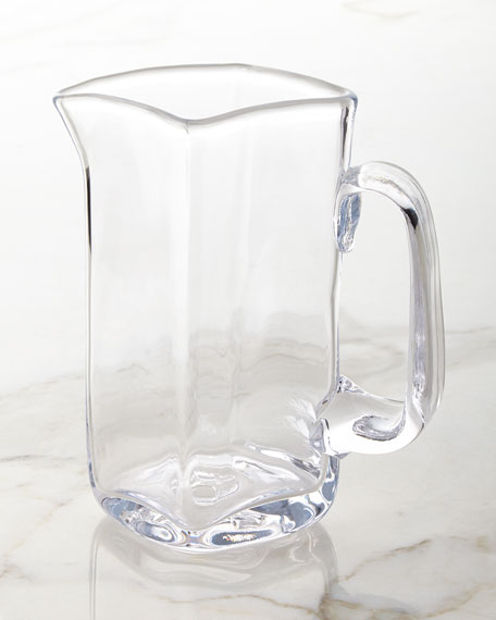 Simon Pearce Woodbury Large Pitcher