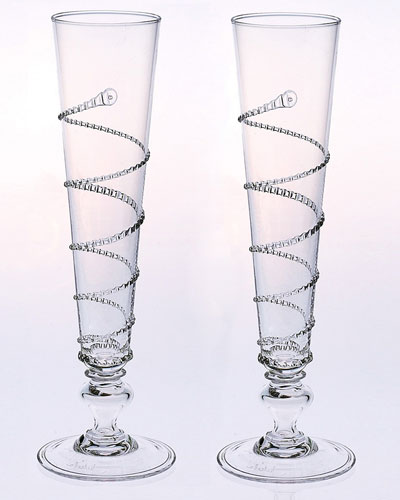Two Amalia Flutes