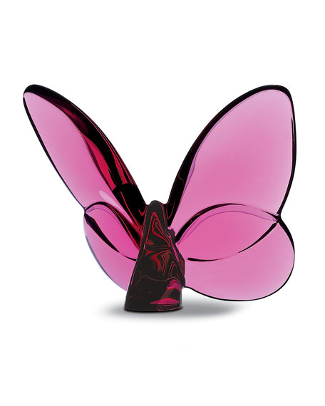 """""""Lucky"""" Butterfly, Peony Pink"""