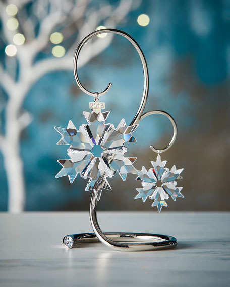 Christmas Ornament Display Stand