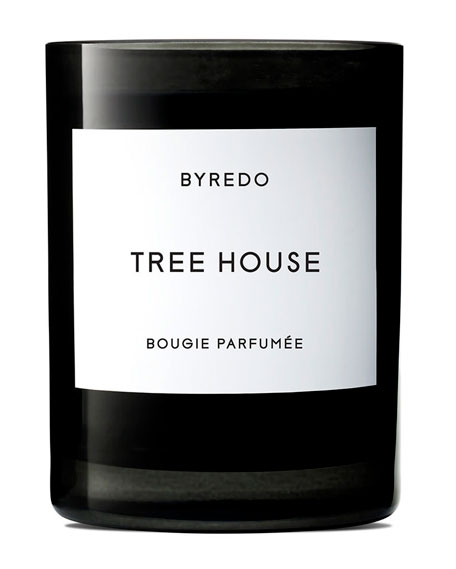 Byredo Tree House Bougie Parfumée Scented Candle, 240