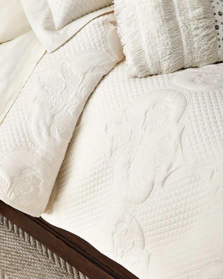 King Bella Coverlet Set
