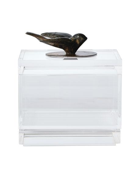 Golondrina Bird Acrylic Box