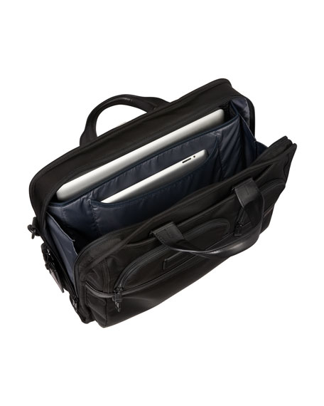 Alpha 2 Black Large Screen Laptop Brief